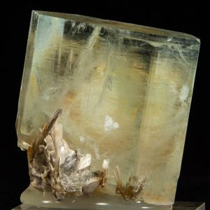 Beryl var. Aquamarine with Muscovite