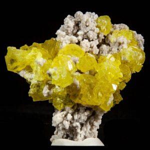 Sulfur with Celestine