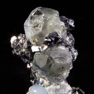 Galena and Fluorite