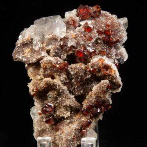 Sphalerite and Calcite